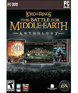 Lord of the Rings: The Battle for Middle-earth Anthology (PC: Windows, 2... - $88.35