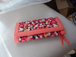 Vera Bradley trifold wallet in Pixie Confetti - $25.00