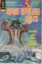 Spine-Tingling Tales Comic Book #4, Gold Key 1976 VERY FINE- - $3.75