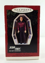 Hallmark Star Trek Ornament Captain Jean-Luc Picard 1995 - $9.89