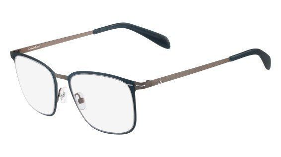 CALVIN KLEIN ck 5426 (431) Petrol 52 X 18 140 mm Eyeglass Frame