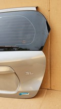 14-16 Nissan Versa Hatchback Rear Hatch Tailgate Liftgate Trunk Lid image 3