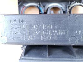 03-08 Toyota Corolla E120 Wood Grain Dash Radio Ac Control Bezel Trim Ash Tray image 8