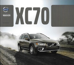 2013 Volvo XC70 sales brochure catalog 13 US T6 3.2 AWD - $8.00