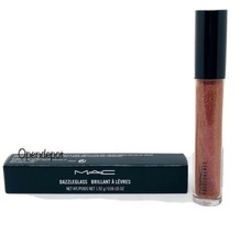 MAC DAZZLEGLASS GET RICH QUICK Lip Gloss  100% AUTHENTIC NEW & BOXED - $13.95