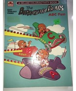The Berenstain Bears Deluxe Golden Coloring Book 1992 ABC FUN - $18.69