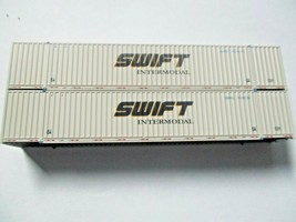 Jacksonville Terminal Company # 535023 Swift Intermodal (faded)  53' Container N image 1