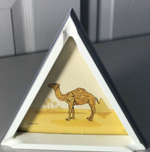 Original 1993 Camel Cigarettes Triangle Coffee Table Ashtray Collectible... - $9.80