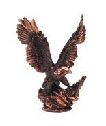 Gifts & Decor Majestic Eagle in Flight Bird Statue Figure Home Decor - $27.52