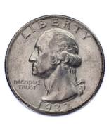 1932-S 25C Washington Quarts en au + État, Excellent Oeil Appeal & Luster - $282.93 CAD