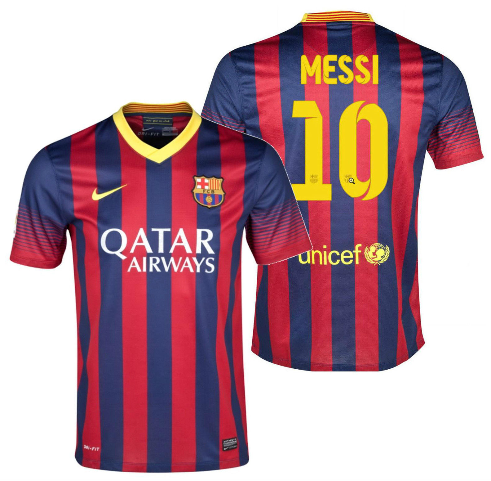 71df4a350ae Nike Lionel Messi Fc Barcelona Home Jersey and 50 similar items. 57