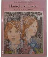 Hansel and Gretel [Jan 01, 1980] Grimm, Jacob; Grimm, Wilhelm and Jeffer... - $34.65