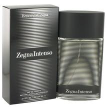 Zegna Intenso Eau De Toilette Spray 3.4 Oz For Men  - $48.73