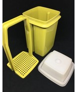 TUPPERWARE 1330 1331 1332 pickle/cucumber keeper container pick a deli g... - $18.70