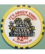 $2.50 Casino Chip, Silver Nugget, N. Las Vegas, NV. W06. - $5.29
