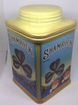 Oneida Vintage Label Collection Shamrock Valencias Orange County Canister - $23.03