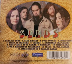 Parables Prayers & Songs by The Seeds Cd image 2
