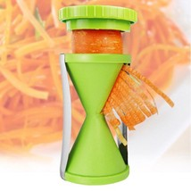 Vegetable Slicer Spiral Julienne Cutter Peeler Kitchen Piece Grater Cook... - €8,68 EUR