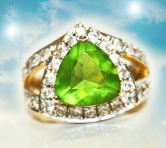 HAUNTED RING CAPTURING ROYAL HIGHEST ADVANTAGES MAGICK MYSTICAL TREASURE MAGICK - $777.77