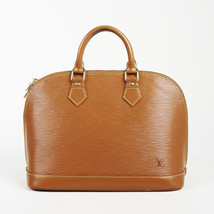 "Louis Vuitton Cannelle Epi Leather ""Alma PM"" Handbag - $805.00"