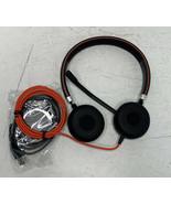 Jabra Evolve 40 MS Duo Microsoft Optimized Corded Headset (6399-823-109) B9 - $58.41