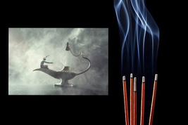 Haunted Djinn Offering Incense Sticks Powerful Connection spell SEE YOUR... - $20.00
