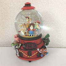 Disney Toy Story 2 All Character Woody Buzz Snow Globe Dome Figure Ornament - $583.11