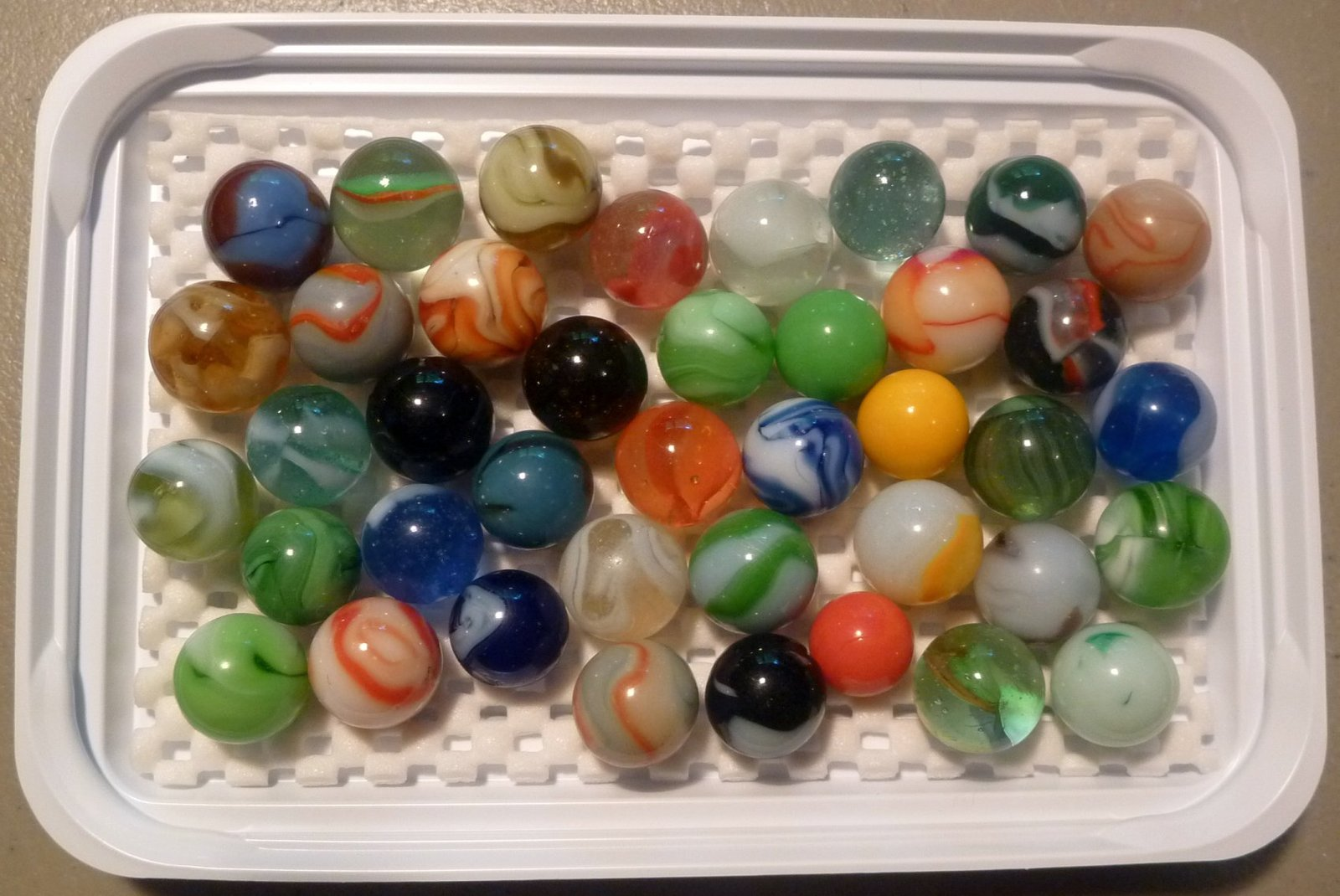 """NEW 7//8/"""" SHOOTER MARBLES STUNNING 5 x 22mm /""""BUMBLEBEE/"""""""