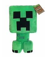 Jay Franco Minecraft Plush Stuffed Creeper Pillow Buddy - Super Soft Pol... - $24.75