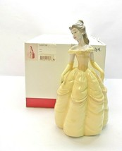 Nao by Lladro Disney Princess Belle Beauty and the Beast #1708 - Broken ... - $112.50