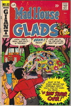Mad House Glads Comic Book #83, Archie 1972 VERY GOOD - $4.50