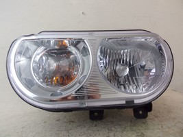 2008 2009 2010 2011 2012 2013 2014 DODGE CHALLENGER DRIVER LH HEADLIGHT ... - $121.25