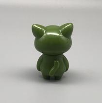Max Toy Dark Green Unpainted Mini Cat Girl image 2
