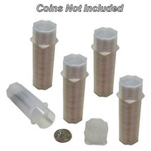 Dime Square Coin Tubes by Guardhouse, 17.9mm, 5 pack - $5.74