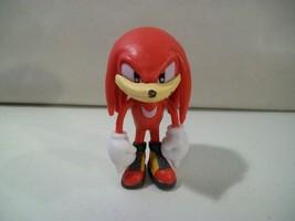 Sega Sonic The Hedgehog Knuckles Pvc Figure Jazwares - $14.65
