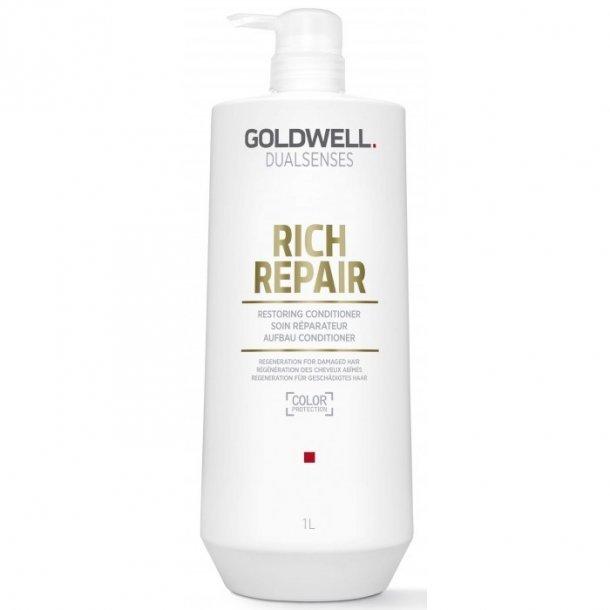 Goldwell Dual senses - Rich Repair Restoring Conditioner Liter