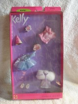 Rare KELLY BIRTHDAY PARTY FASHIONS OUTFITS Fashion Avenue 1999 Mattel Ba... - $29.99