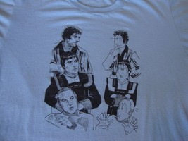 VINTAGE Blake's 7 British Sci fi Leah Rosenthal Rare T Shirt Adult size XL - $32.61