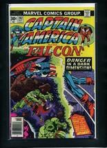 Captain America #202 F/VF 1976 Marvel Jack Kirby Story/Art Comic Book - $6.85