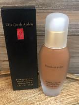 Elizabeth Arden Warm Mahogany 55 Flawless Finish Bare Perfection Makeup ... - $9.41