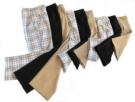 Stylish Women's Golf & Resort Black Long Sleeve Collar Top, Swarovski Buttons  image 3