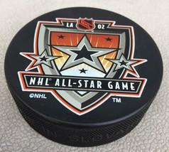 Los Angeles La 02 Nhl ALL-STAR Game Hockey Puck - $9.95