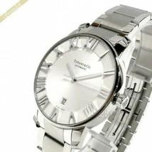 Tiffany & Co. Atlas Dome Automatic Silver Dial Men's Watch Z1810.68.10A2... - $3,020.45
