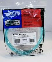 Tripp-Lite #N820/05M 16ft Fiber Patch Cable - $15.49