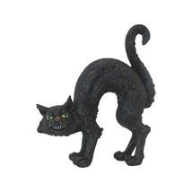 Darice Halloween Black Cat: Glitter, 7.5 x 8.5 inches w - $19.99