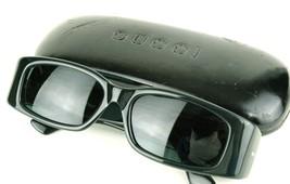 100% Auth Women's GUCCI Green Goggle Sunglass 130 GG 1154/s 5CC MADE IN ... - $117.81