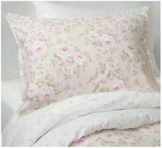 Simply Shabby Chic Duchess Blossom Twin COMFORTER Set Pink Tan  Cottage Floral image 4