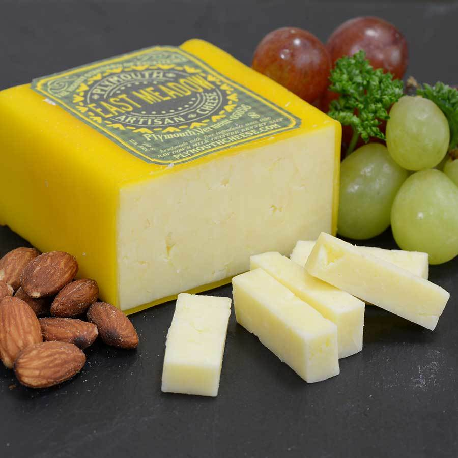 Primary image for East Meadow Cheddar - 12 pieces - 8 oz ea