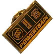 Tie Tack pin, General Motors Powertrain Insigna, NIP - £10.70 GBP
