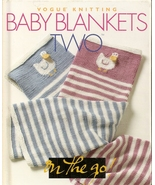 Vogue® Knitting on the Go: Baby Blankets Two by Vogue - $4.99